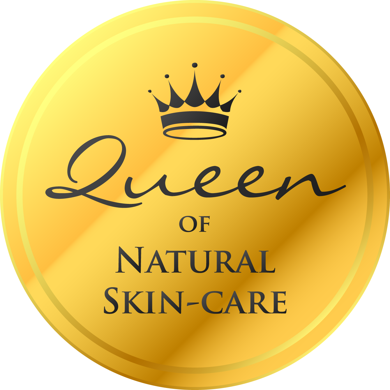 Queen Of Natural Skin-care Badge