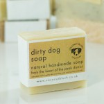 DIRTY DOG SOAP with Neem Oil to conditon fur & moisturise skin