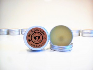 SKIN & PAW SALVE FOR DOGS 15G